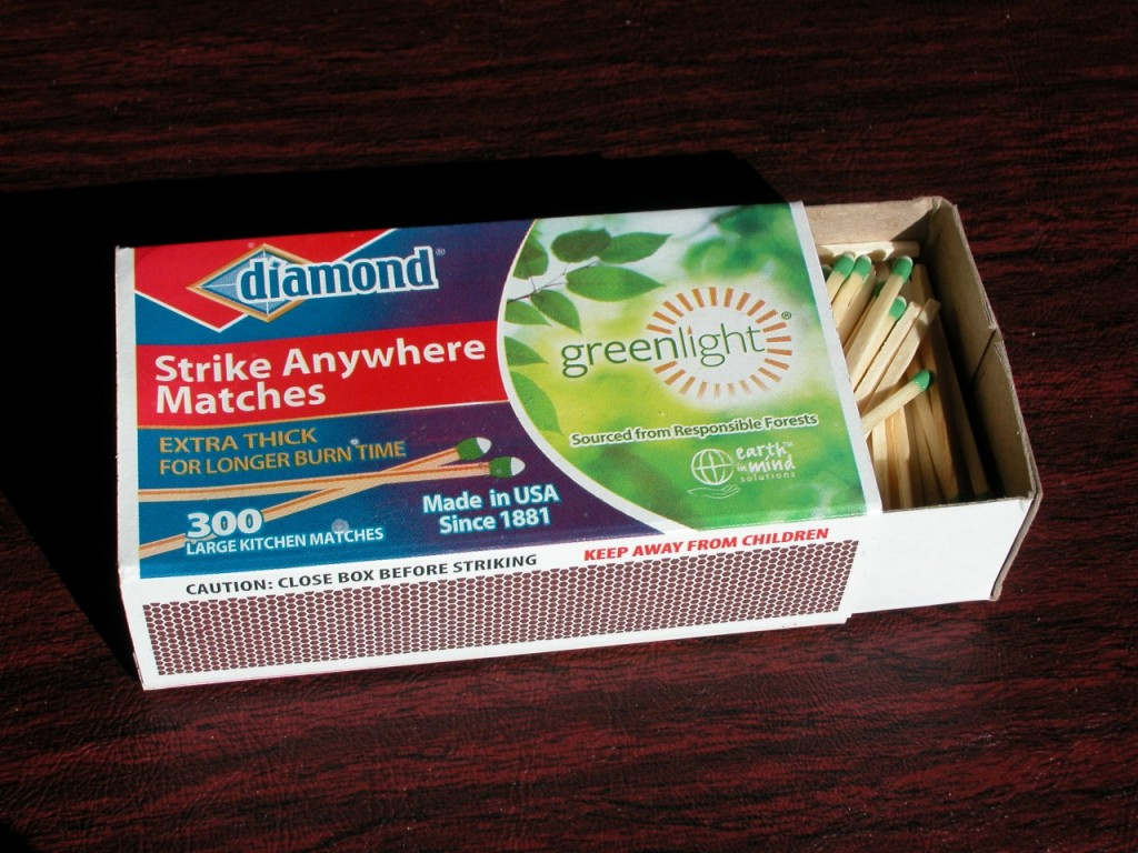 Diamond Matchbox