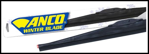 Anco Winter Blade Anco Winter Wiper Blades Will Help You Through Winter Storms